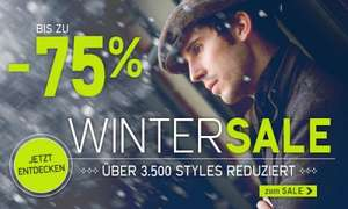Bis zu -75% Wintersale bei OBOY.de + Qipu + Gutscheincode (MBW: 25 €)