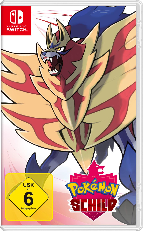 Pokémon Schild Edition - Nintendo Switch [MediaMarkt eBay]
