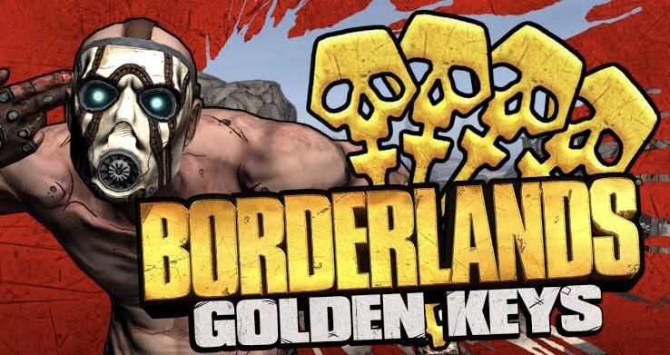 KOSTENLOS 10 Golden Keys Borderlands 1