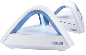 2x Asus Lyra Trio Mesh-Set MAP-AC1750