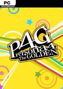 [Steam] Persona 4 Golden (PC) 12,29 € @ CDKeys