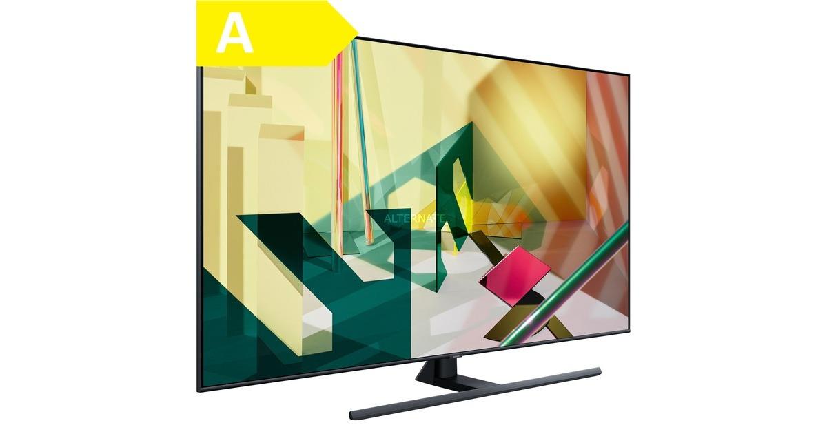 Samsung GQ-55Q70T, QLED-Fernseher mit 100€ Cashback