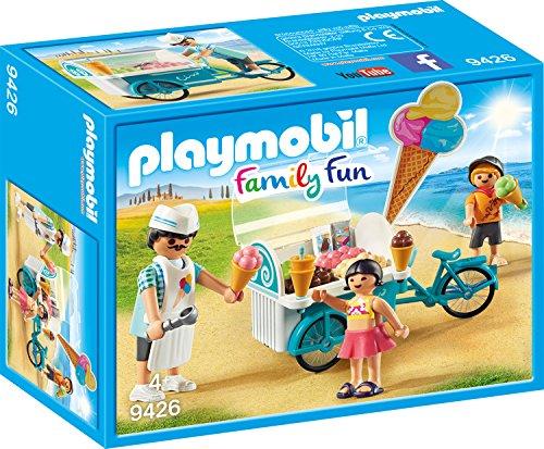 Playmobil Family Fun - Fahrrad mit Eiswagen (9426) für 6,99€ (Amazon Prime & Real Abholung)