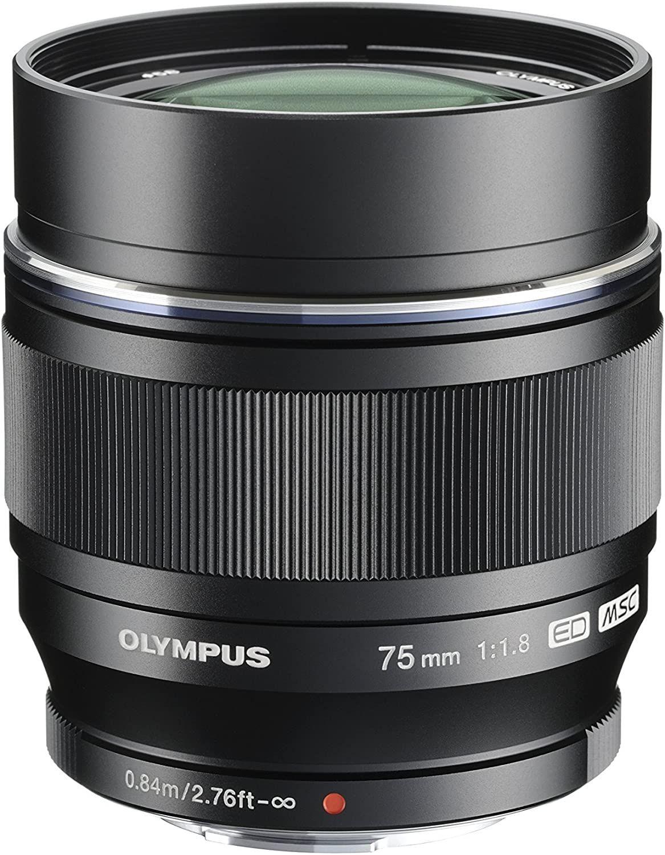 Olympus M.Zuiko Digital ED 75mm F1.8 Objektiv