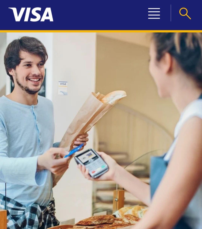 Visa-Card nutzen und 2% Cashback bekommen (für Zahlungen bis 25€, 1.9.-15.10.2020)