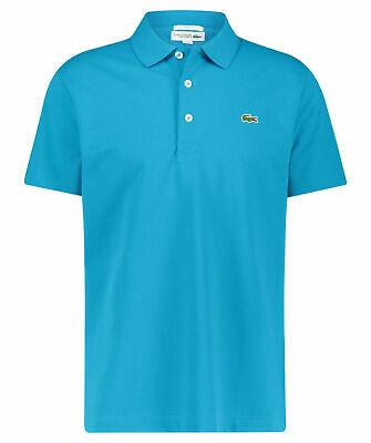 Stylishe Herren Poloshirt Slim Fit Kurzarm von Lacoste Sport von Engelhorn (Nur 2 Farben und wenige Größen)