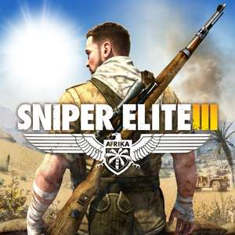 (PS4) Sniper Elite 3 - PlayStation