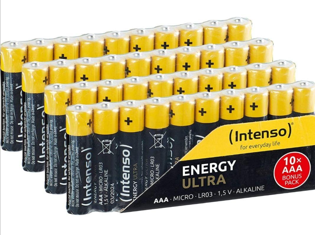 40 St. Intenso Energy Ultra AAA Micro LR03