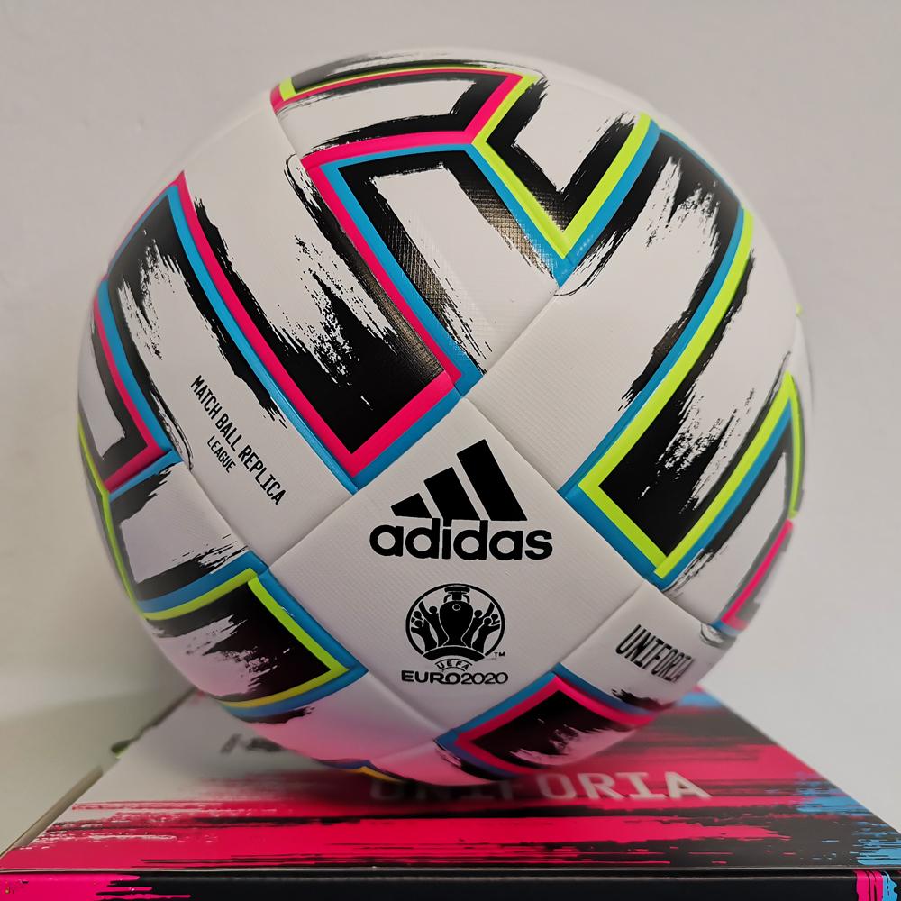 2 mal ADIDAS Uniforia League EM-Fußball (Gr.5) mit Box für 29,99€ @ GB Vertrieb