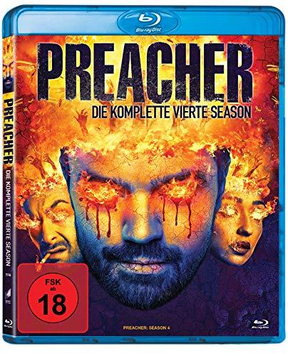 Preacher: Die komplette vierte Staffel (Blu-ray) für 19,47€ (Amazon)