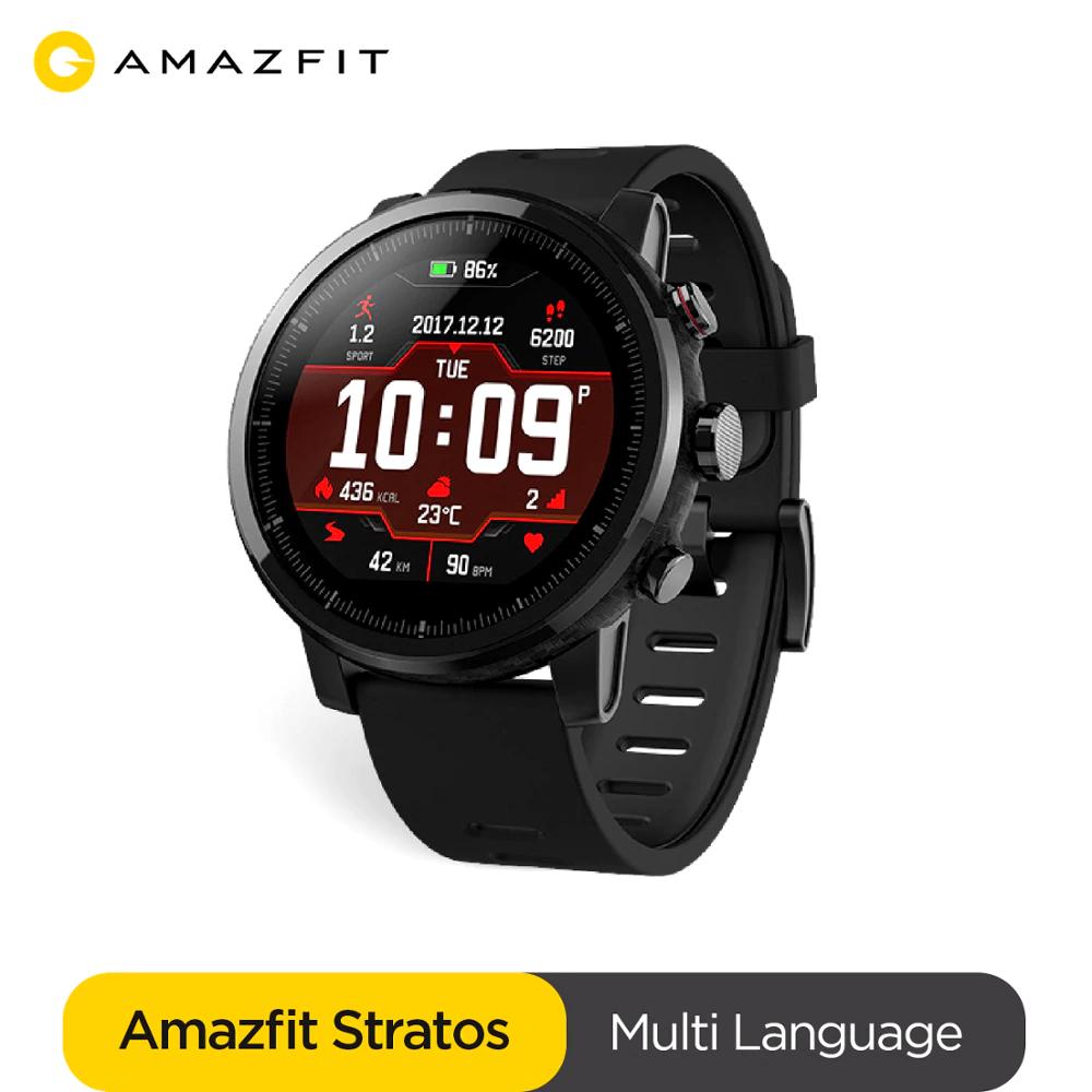 Amazfit Stratos Pace 2 für 72,06€ inkl. Versand aus Spanien