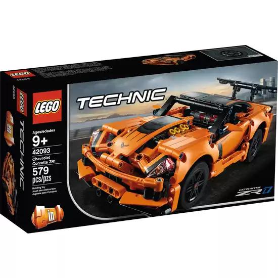 LEGO Technic - 2 in 1 Chevrolet Corvette ZR1 (42093) für 21,65€ [Jako-o]