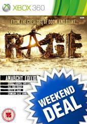 Rage Anarchy Edition UNCUT für XBOX @ gameware für 9,59€ inkl. VKS - UK Version