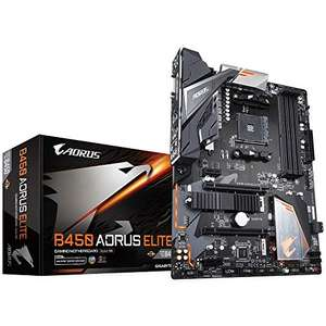 [Amazon] Gigabyte B450 Aorus Elite ATX Mainboard AMD Sockel AM4