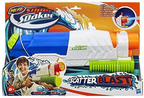 [Lokal] Nerf Super Soaker Scatter Blast 6,99€, Play Doh Knet-Set 4,89€, Aldi Süd Muttestadt