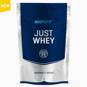 Body & Fit Just Whey Protein 3976g (7,69€/Kg)