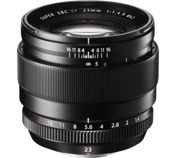 Fujifilm Fujinon XF23F1,4 Objektiv