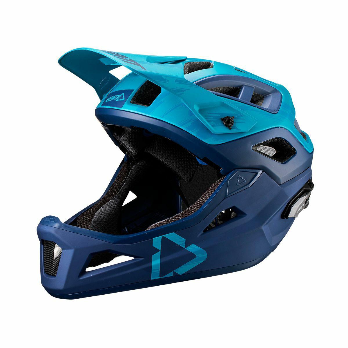 Leatt DBX 3.0 Enduro Mtb Helm Größe L / blau