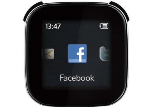 Sony Ericsson LiveView externes Bluetooth Display (für Android OS Mobiltelefone, auch andere Hersteller, für Handys) schwarz für 15,10 für Prime Mitglieder.