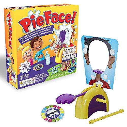 Hasbro – Brettspiele – Pie Face (Tortengesicht) ( AMAZON PRIME )