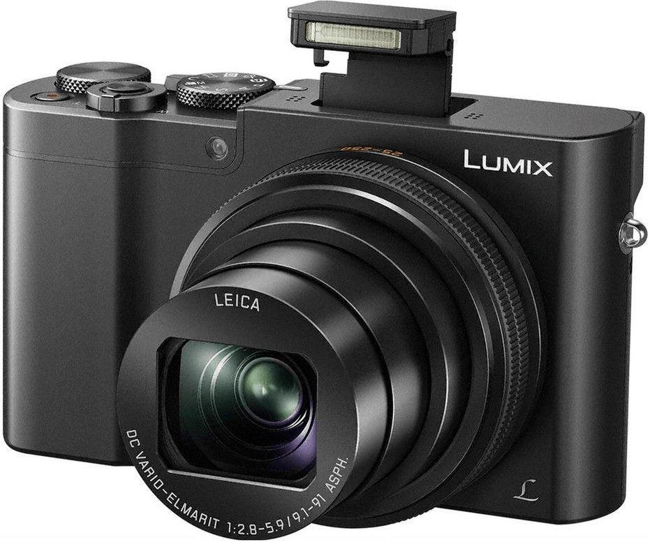 Panasonic Lumix DMC-TZ100 Kompaktkamera