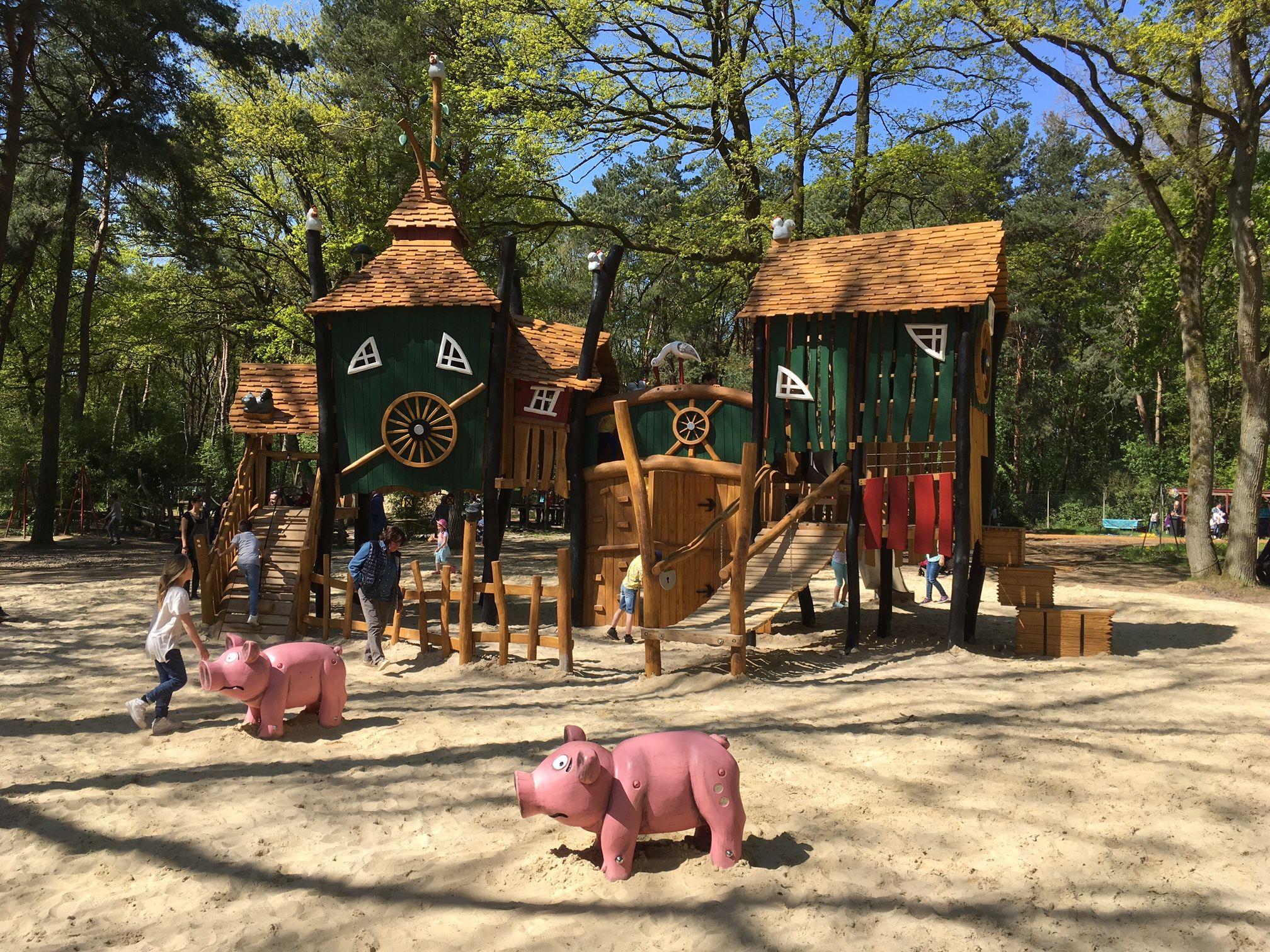 Eintritt in den Natur und Tierpark 41379 Brüggen