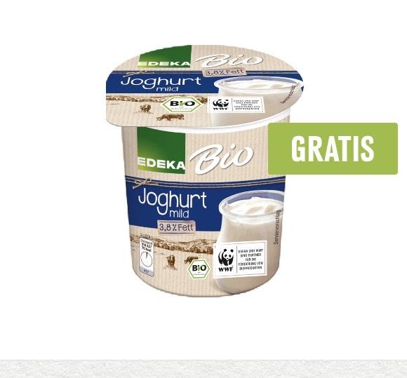 Lokal - Edeka Bio Joghurt Mild [Gratis ab MEW 5€] (Lokal NRW?)