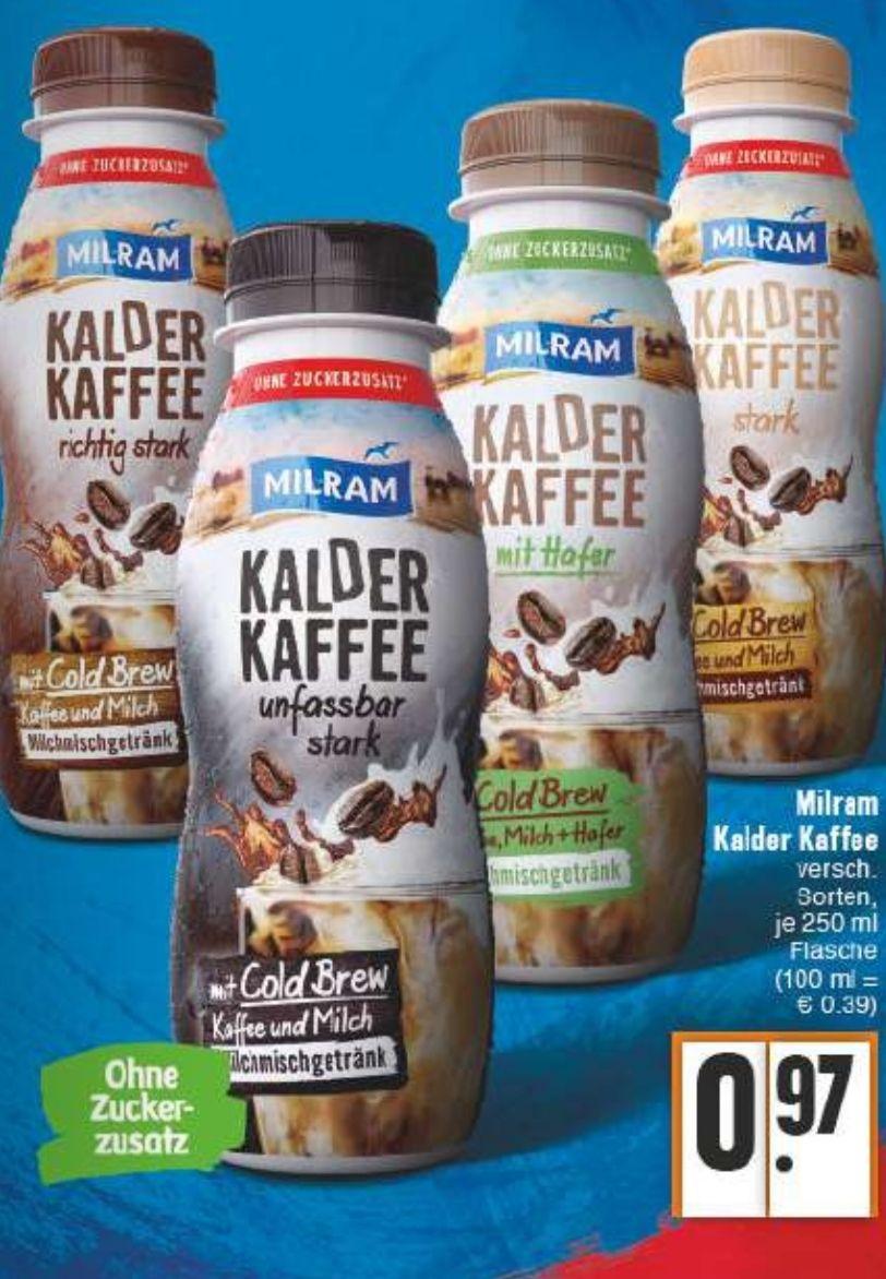 [Edeka Rhein-Ruhr] Kalder Kaffee mit Coupon für 0,47€