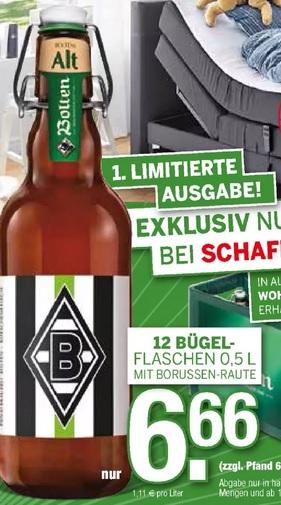[Schaffrath] 12 x 0,5L Bolten Bier Limited