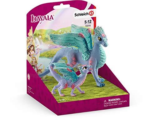 Schleich Spielfiguren-Set - Blütendrachenmama und Baby für 8,76€ (Amazon Prime)