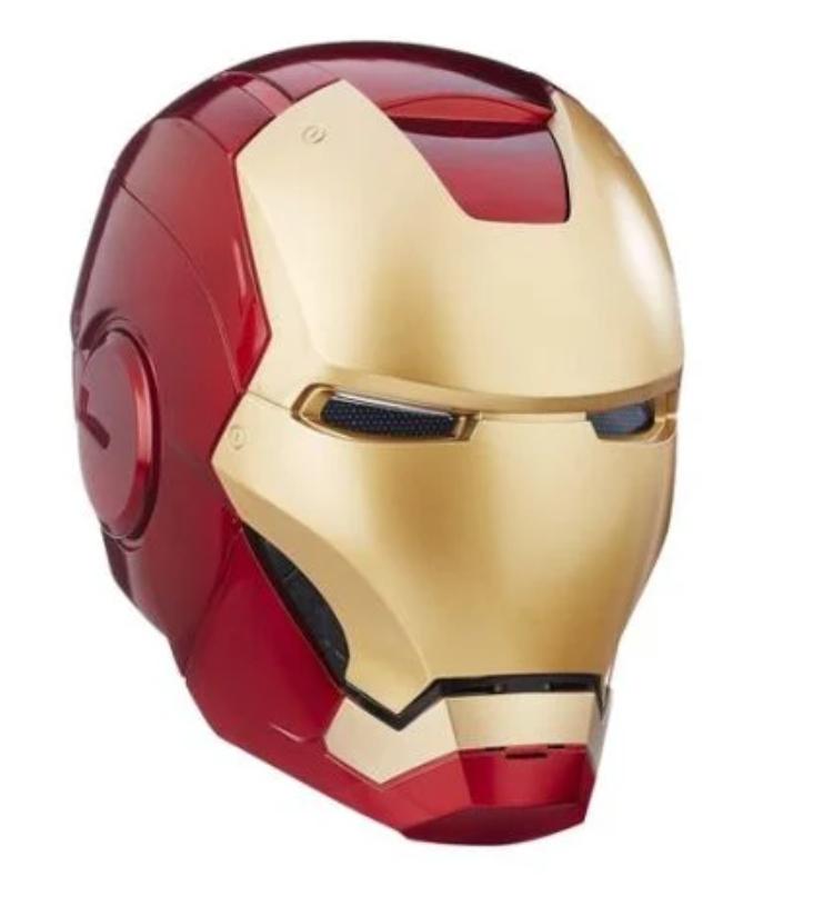 Hasbro Marvel Legends Avengers Iron Man Elektrohelm - Zavvi.de