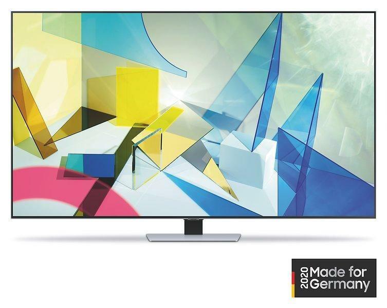 [Elektroland Heidenheim] Samsung GQ75Q87TGT QLED TV (75 Zoll (189 cm) 4K UHD, Smart TV, 100Hz, FALD, HDR, USB-Aufnahme + 300€ CASHBACK