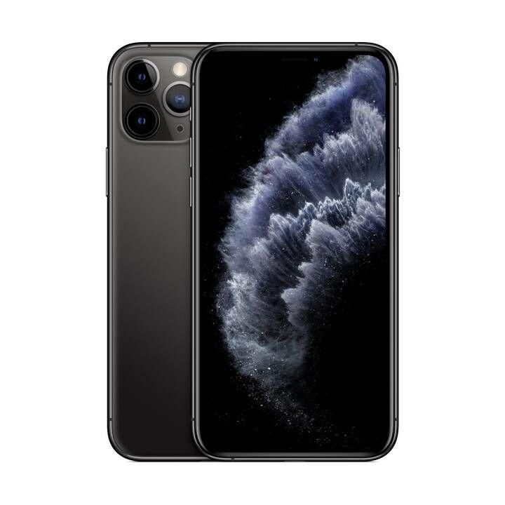 """(Nur Schweiz und Liechtenstein!) APPLE iPhone 11 Pro (5.8"""", 64 GB, 12 MP, Space Grau)"""