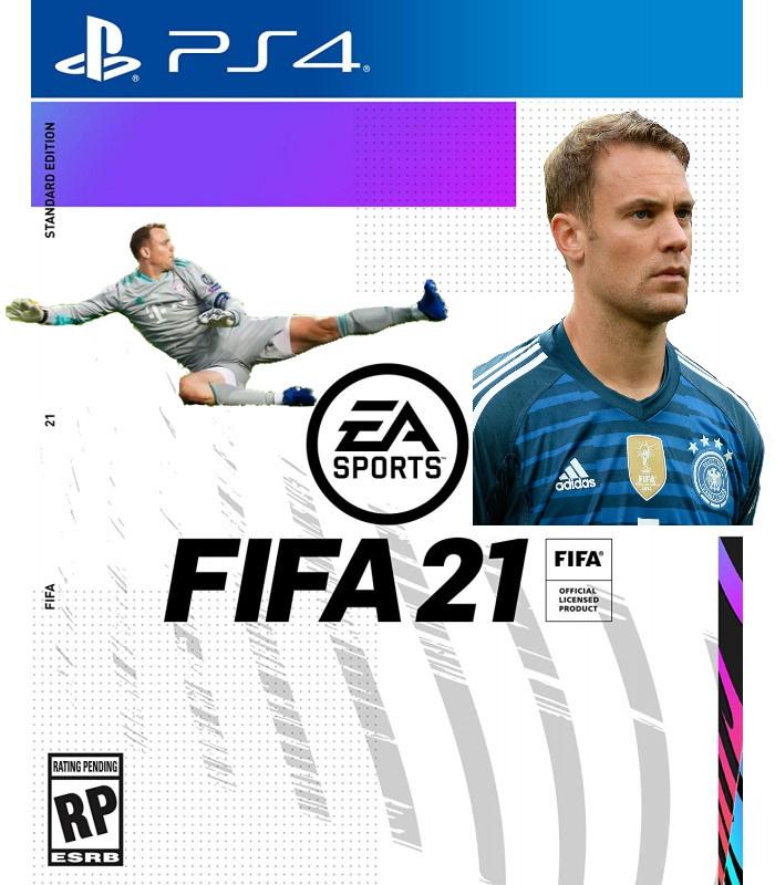 FIFA 21 PS4 (PRE-ORDER)