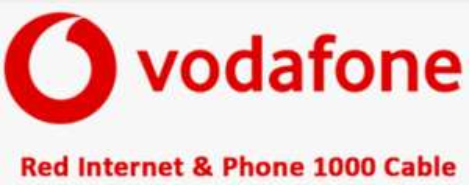 Vodafone Red Internet & Phone 1000 Cable effektiv 26,45€ durch Auszahlung/Bonus