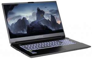 "Captiva 17,3""; i7-10750H; GeForce RTX 2060; 16GB RAM; 1TB SSD; Gaming Laptop"