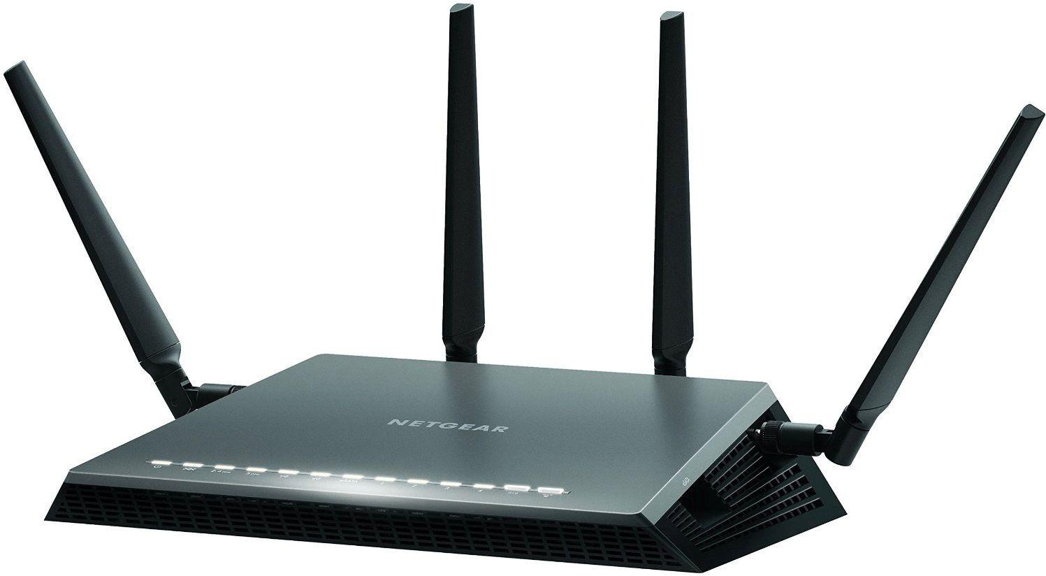 Netgear Nighthawk X4S R7800 AC2600 Gaming Router - Wireless Router AC Standard - 802.11ac [Proshop]