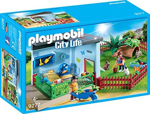 Playmobil City Life - Kleintierpension (9277) für 11,99€ (Amazon Prime & Real Abholung)