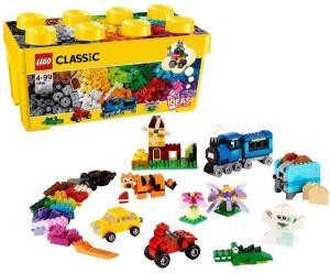 LEGO Classic Mittelgroße Bausteine-Box (10696) für 19,99€ (Amazon Prime & Müller Abholung)