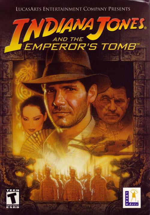 Indiana Jones and the Emperor's Tomb & Indiana Jones and the Infernal Machine (Steam) für je 0,91€ (GameBillet)