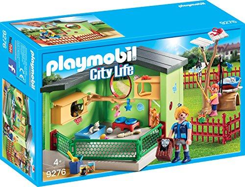 Playmobil City Life - Katzenpension (9276) für 11,99€ (Amazon Prime & Real Abholung)