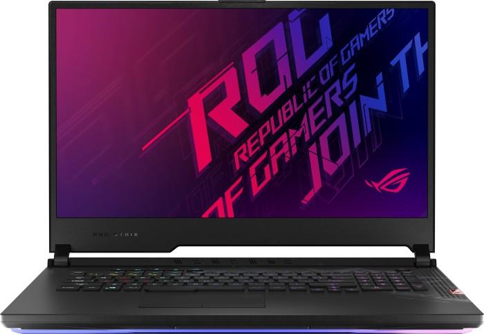 "ASUS ROG Strix SCAR 17 G732LWS-HG035T / 17,3"" FHD IPS 300Hz / Intel i7-10875H / 32GB RAM / 512GB SSD / GeForce RTX 2070 Super / Windows 10"