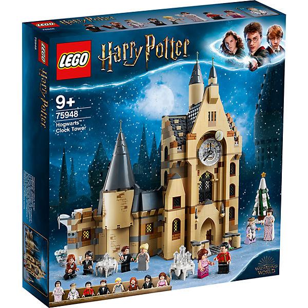 LEGO Harry Potter - Hogwarts Uhrenturm (75948) - Proshop über Idealo