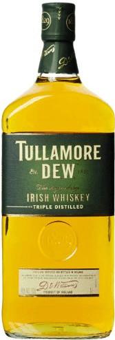 (Citti Maerkte) Tullamore Dew Irish Whiskey 40% 1liter Flasche fuer 16.99€