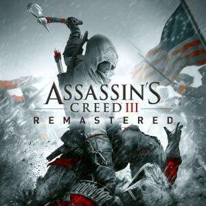 Assassin's Creed III Remastered (Switch) für 9,95€ (MEX eShop)