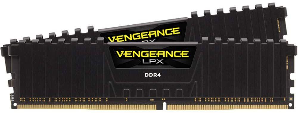 Corsair Vengeance LPX 16GB (2x8GB) DDR4-RAM 3200MHz CL16 XMP 2.0 High Performance Arbeitsspeicher Kit