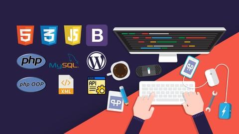 (309 Vorträge • 48h 57m) The Complete 2020 PHP Full Stack Web Developer Bootcamp (4,5 - 2.643 Bewertungen) - Udemy