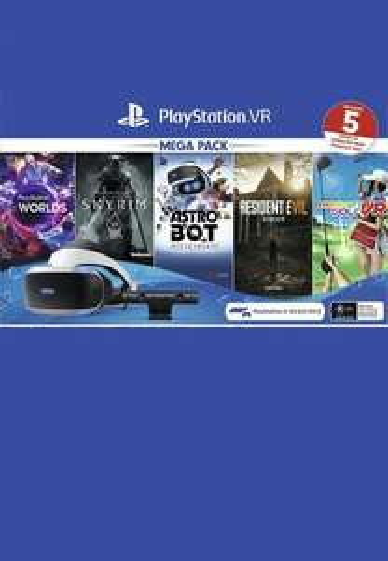 PlayStation VR MegaPack (PS4) [VR] PSN Key EUROPE bei Eneba