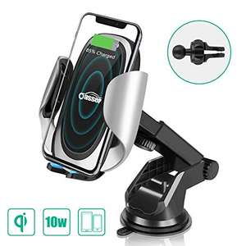 Oasser Wireless Car Charger Automount QI Charger dank Gutschein günstiger (Prime)