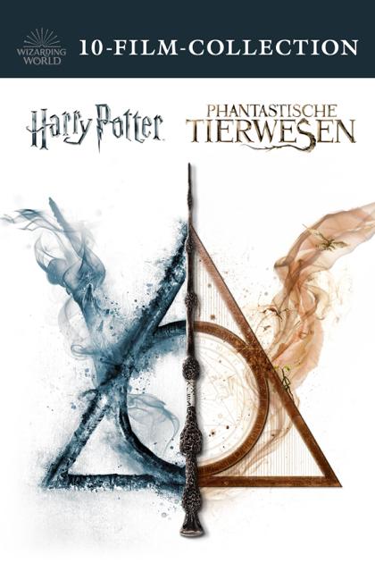 iTunes: Wizarding World 10-Film-Collection: Harry Potter / Phantastische Tierwesen